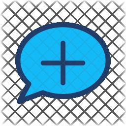 Add Comment Logo Icon