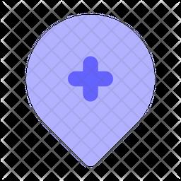 Add-location Icon