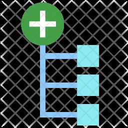 Add node Icon