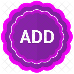 Add sticker Icon
