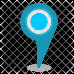Address, Map, Pointer, Location Icon