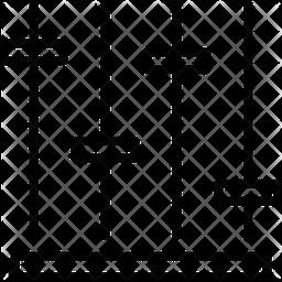 Adjuster Line Icon