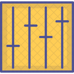 Adjuster Colored Outline Icon