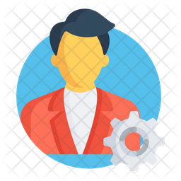 Admin Icon Of Flat Style Available In Svg Png Eps Ai Icon Fonts