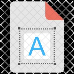 Adobe Illustrator Artwork Flat Icon