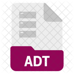 Adt file Icon