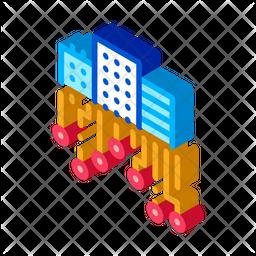 Advance Buildings Icon