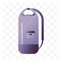 Adventurer backpack Icon