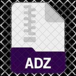 Adz file Icon