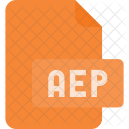 Aep file Icon