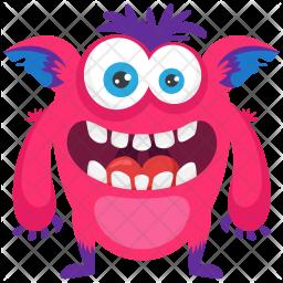Aggressive Monster Icon