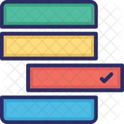 Agile Backlog Icon Of Colored Outline Style Available In Svg Png Eps Ai Icon Fonts