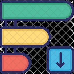 Agile Prioritize Icon