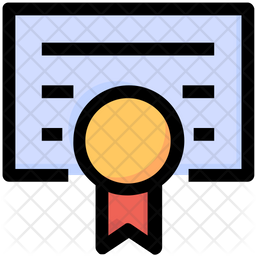 Agreement Colored Outline Icon