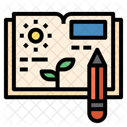 Agricultural Book Icon