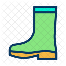 Agriculture Shoes Icon