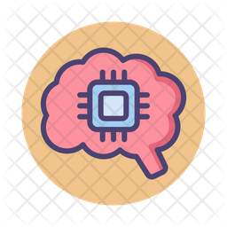 Ai Brain Icon