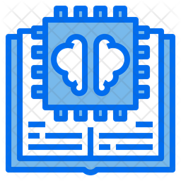Ai Brain Dualtone Icon