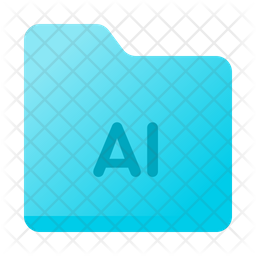 AI Folder Icon