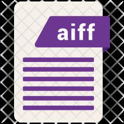 Aiff file Icon