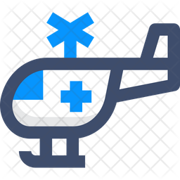 Air Emergency Icon Of Colored Outline Style Available In Svg Png Eps Ai Icon Fonts