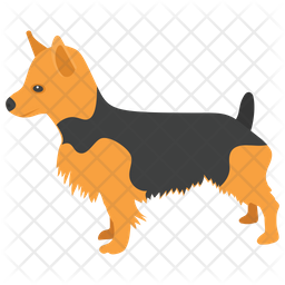Airedale Terrier Icon