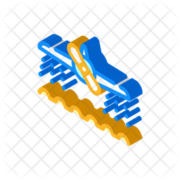 Airplane Watering Icon