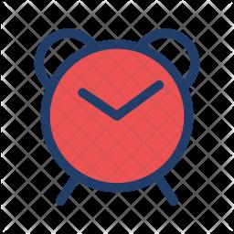 Alarm Clock Logo Icon