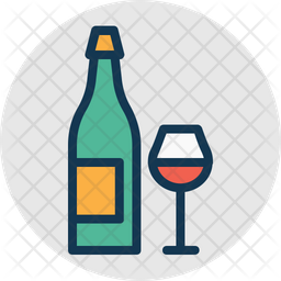 Alcoholic Drink Icon