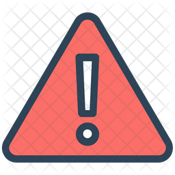 Alert Icon Of Colored Outline Style Available In Svg Png Eps Ai Icon Fonts