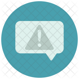 Alert message Icon