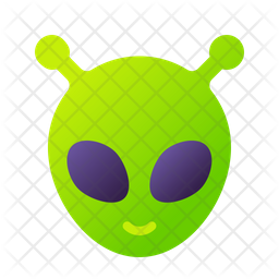 Alien Icon Of Flat Style Available In Svg Png Eps Ai Icon Fonts