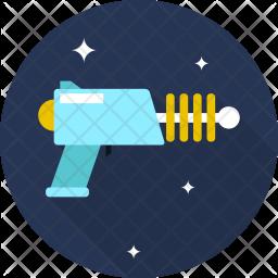 Alien Flat Icon