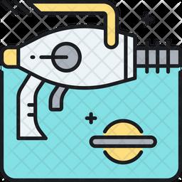 Alien Weapon Icon