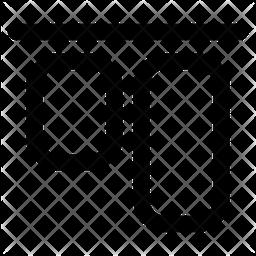 Align Horizontal Icon