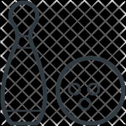 Alley Line Icon