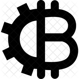 Alternative Currency Glyph Icon