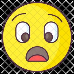 Amazed Emoji Emoji Icon