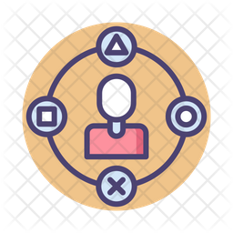 Ambient User Experience Icon