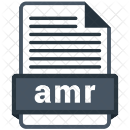 Amr format Icon