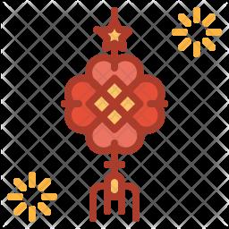 Amulet carp Icon
