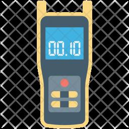 Analog Flat Icon