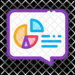 Analysis Message Icon