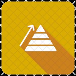 Analysis Glyph Icon