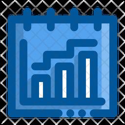 Analysis Chart Icon