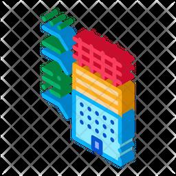 Analysis Residential Icon