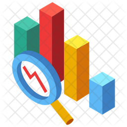 Analytic Research Icon