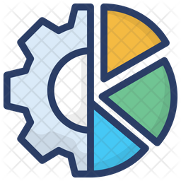 Analytical Processing Icon