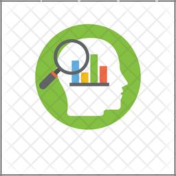 Analytical Thinking Icon