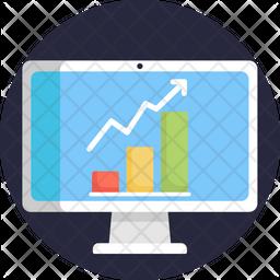 Analytics Flat Icon
